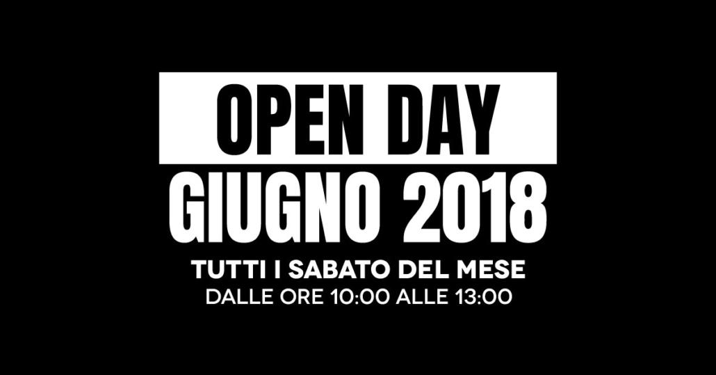 open day giugno 2018